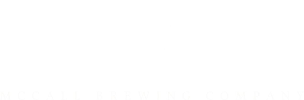 Logo for McCall Brewing Company
